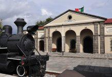 Foto: Museo Nacional de Ferrocarriles