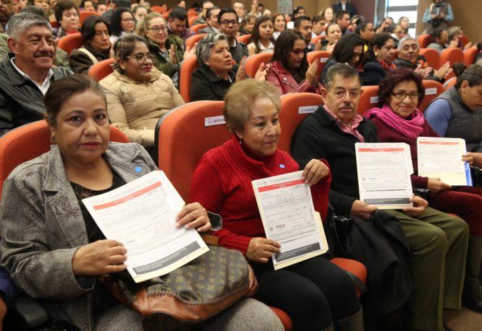 Foto: Instituto de Seguridad y Servicios Sociales de los Trabajadores del Estado