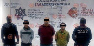 Foto: SSPTM San Andrés Cholula