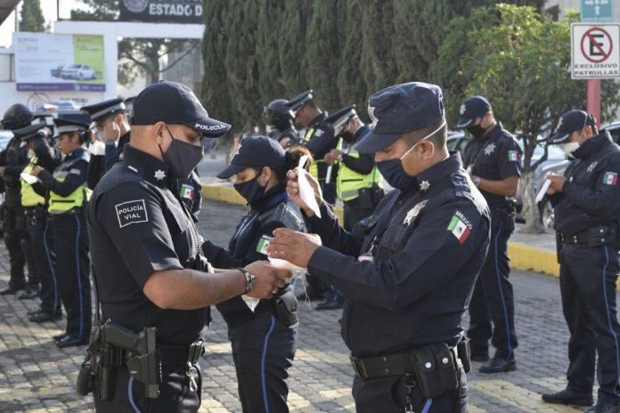 Foto: Secretaría de Seguridad Ciudadana de San Pedro Cholula
