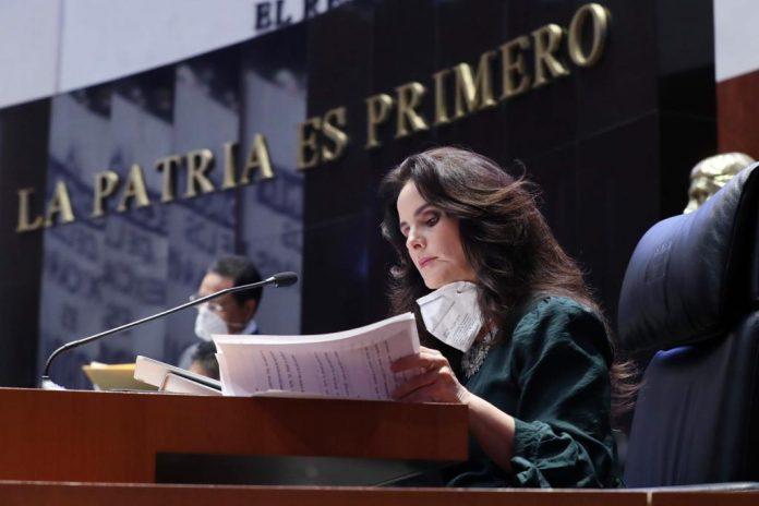 Foto: Senadora Nancy de la Sierra