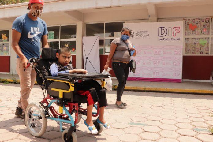 Foto: DIF San Pedro Cholula