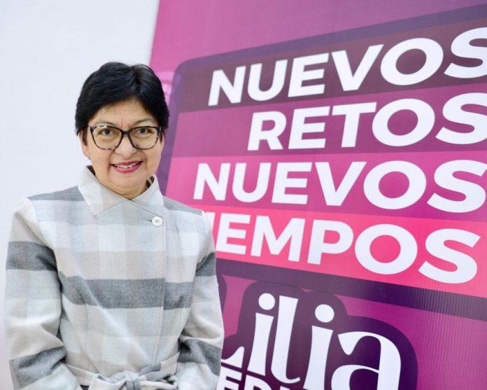 Lilia Cedillo