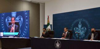 Califica Consejo Universitario como válido y legítimo nombramiento de Lilia Cedillo Ramírez como rectora electa para el periodo 2021-2025