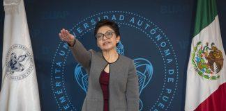 Lilia Cedillo Ramírez toma protesta como Rectora de la BUAP